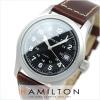 นาฬิกาผู้ชาย Hamilton รุ่น H68411533, Khaki