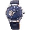 นาฬิกาผู้ชาย Orient รุ่น RA-AG0005L10B, Classic Open Heart Automatic