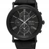 นาฬิกาผู้ชาย Seiko รุ่น SNAF79P1, Premier Chronograph Alarm