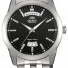 นาฬิกาข้อมือผู้ชาย Orient รุ่น SEV0S003BH, Union Japan Automatic Calendar Elegant
