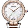 นาฬิกาผู้หญิง Rhythm รุ่น L1504S05, Diamond Sapphire L1504S 05, L1504S-05