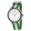 นาฬิกาผู้ชาย Tissot รุ่น T0954171703717, Quickster Chronograph NBA Boston Celtics