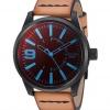 นาฬิกาผู้ชาย Diesel รุ่น DZ1860, Rasp Nsbb Leather Strap Men's Watch