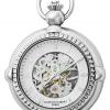 นาฬิกาพกพา Charles-Hubert รุ่น 3847, 17-Jewel Mechanical
