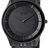 นาฬิกาข้อมือผู้ชาย Citizen Eco-Drive รุ่น AR3015-61E, Sapphire Black Ion Ultra Slim Stiletto