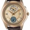 นาฬิกาข้อมือผู้ชาย Citizen Eco-Drive รุ่น BU0003-02P, Moon Phase Sapphire Japan