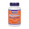 Now Foods Melatonin, 3 mg, 180 Capsules