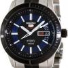 นาฬิกาข้อมือผู้ชาย Seiko รุ่น SRP343K1, Seiko 5 Automatic 24 Jewels Men's 100m