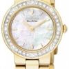 นาฬิกาข้อมือผู้หญิง Citizen Eco-Drive รุ่น EW9822-59D, Ladies Swarovski Crystals Elegant Watch