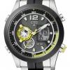 นาฬิกาข้อมือผู้ชาย Citizen Eco-Drive รุ่น JZ1005-58E, Promaster Chronograph ANA-DIGI Watch