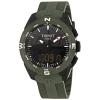 นาฬิกาผู้ชาย Tissot รุ่น T1104204705100, T-Touch Expert Solar II Analog-Digital Men's Watch
