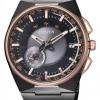 นาฬิกาข้อมือผู้ชาย Citizen Eco-Drive รุ่น CC2004-59E, F100 Satellite Wave Sapphire Titanium