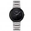 นาฬิกาผู้ชาย Seiko รุ่น SNE479, Solar Black Dial Stanless Steel