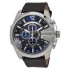 นาฬิกาผู้ชาย Diesel รุ่น DZ4423, Mega Chief Navy Blue Chronograph