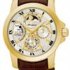 นาฬิกาผู้ชาย Seiko รุ่น SRX014P1, Premier Kinetic Drive Moon Phase