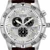 นาฬิกาผู้ชาย Citizen Eco-Drive รุ่น BL5470-06A, Stainless Steel Leather