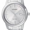 นาฬิกาข้อมือผู้ชาย Citizen Eco-Drive รุ่น AW1231-58A, 100m Elegant Watch