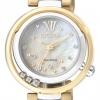 นาฬิกาข้อมือผู้หญิง Citizen Eco-Drive รุ่น EM0329-54D, Citizen L Sunrise Genuine Diamonds Sapphire Mother Of Pearl Japan Women'S Watch