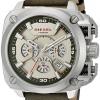 นาฬิกาผู้ชาย Diesel รุ่น DZ7367, BAMF Champange Dial Chronograph Watch
