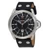 นาฬิกาผู้ชาย Diesel รุ่น DZ1790, Rollcage Black Dial Leather