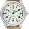 นาฬิกาข้อมือผู้ชาย Citizen Eco-Drive รุ่น BM6831-24B, Canvas WR 100m Luminescent