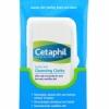 Cetaphil Gentle Skin Cleansing Cloths ผ้าเปียกเช็ดหน้าเซตาฟีล