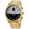 นาฬิกาผู้ชาย Nixon รุ่น A932595-00, Stainless Steel Gold Analog-Digital