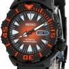 นาฬิกาผู้ชาย Seiko รุ่น SRP311K1, Automatic 4R36 Monster Professional Divers 200m