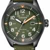 นาฬิกาผู้ชาย Citizen Eco-Drive รุ่น AW5005-21Y, Metropolitain