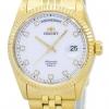 นาฬิกาผู้ชาย Orient รุ่น EV0J001W, Automatic Diamond Japan Men's Watch