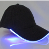 หมวกมีไฟ led สีฟ้า