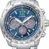 นาฬิกาข้อมือผู้ชาย Citizen Eco-Drive รุ่น CA4230-51L, Chronograph 100m Sports Watch