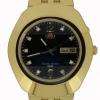 นาฬิกาผู้ชาย Orient รุ่น SEM70006B8, Automatic 3 Stars Japan Gold