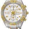 นาฬิกาผู้หญิง Seiko รุ่น SNDV64P1, Velatura Chronograph Sapphire Diamonds 100m