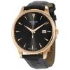นาฬิกาผู้ชาย Tissot รุ่น T0636103608600, Tradition Rose Gold Quartz Watch
