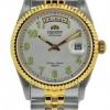 นาฬิกาผู้ชาย Orient รุ่น SEV0J008WH, Oyster Automatic Sapphire Japan EV0J008WH, CEV0J008WH