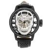 นาฬิกาผู้ชาย Invicta รุ่น INV20194, Invicta S1 Rally Mechanical Transparent Silver Skull