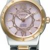 นาฬิกาข้อมือผู้หญิง Citizen Eco-Drive รุ่น EP5744-56X, Wicca Swarovski Crystal Stars
