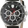 นาฬิกาผู้ชาย Ferrari รุ่น 0830389, Pilota Chronometro