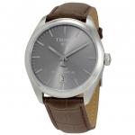 นาฬิกาผู้ชาย Tissot รุ่น T1014071607100, PR 100 Powermatic 80