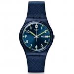นาฬิกา ชาย-หญิง Swatch รุ่น GN718, Sir Blue