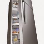 ตู้เย็น 2 ประตู ระบบอินเวอร์เตอร์ ขนาด 9.2 คิว สีเงินแพลตตินั่ม LG GN-B272SLCL