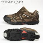 (พร้อมส่ง) รองเท้าจักรยานเสือภูเขาแบบผ้าใบ TIEBAO รุ่น TB12-B917 สีน้ำตาลเข้ม