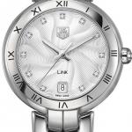นาฬิกาผู้หญิง Tag Heuer รุ่น WAT1411.BA0954, Link Diamond Quartz