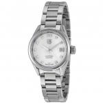 นาฬิกาผู้หญิง Tag Heuer รุ่น WAR2414.BA0776, Carrera Automatic Diamond