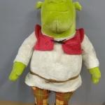 Shrek ขนาด 18 นิ้ว พูดได้ (มือสอง)
