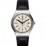 นาฬิกาผู้ชาย Swatch รุ่น YIS402, Irony Sistem Soul Automatic Men's Watch