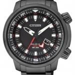 นาฬิกาข้อมือผู้ชาย Citizen Eco-Drive รุ่น BJ7086-57E, Promaster Land GMT