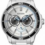 นาฬิกาข้อมือผู้ชาย Citizen Eco-Drive รุ่น BU2040-56A, WR 100m Sports Watch