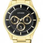 นาฬิกาผู้ชาย Citizen รุ่น AG8352-59E, Gold